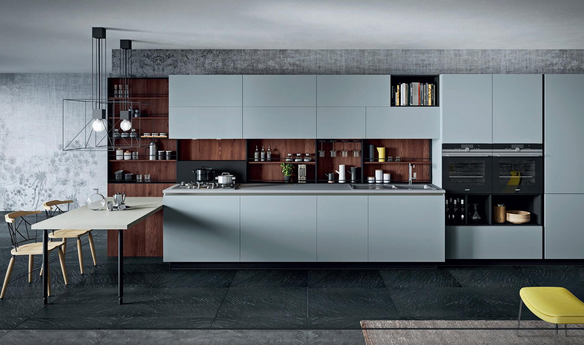Modele lab13 - finition couleur et bois