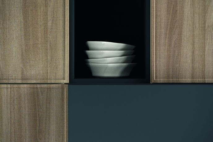 Modele quadro - meuble cuisine rangement
